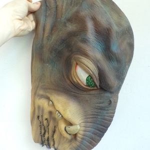 HALLOWEEN Mask Watto Star Wars Episode I Costume